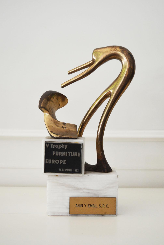Premio Mueble Europa 1983 - Arin y Embil