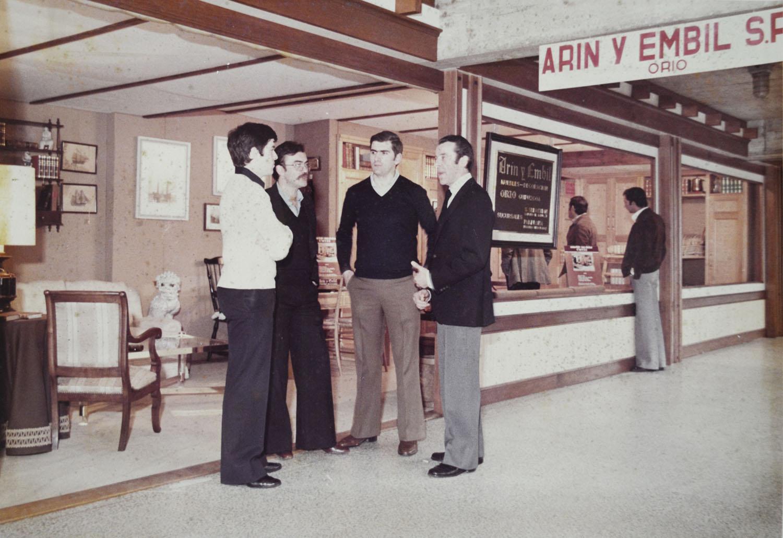 Feria de Muebles de Torrelavega - Arin y Embil - 1980