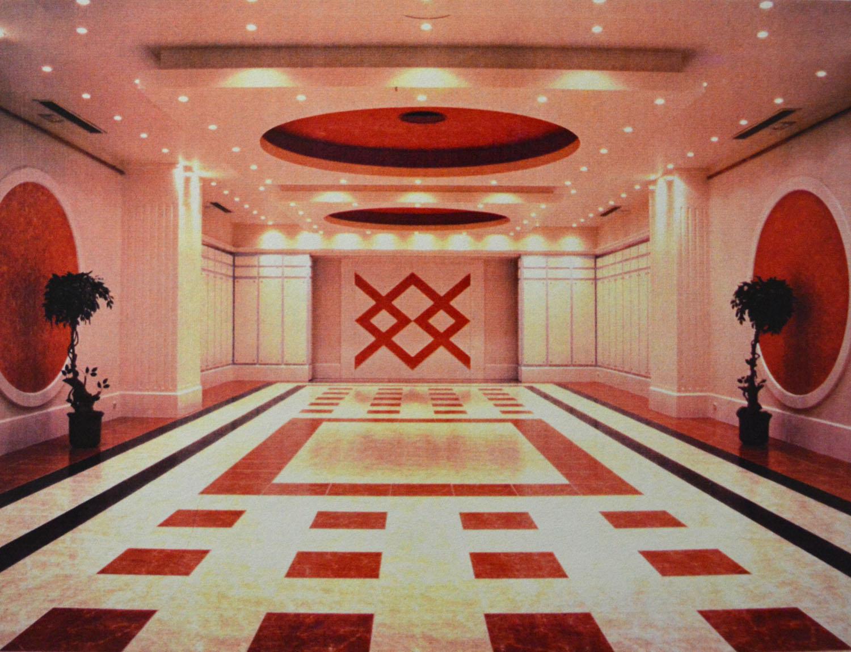 Decoración Hotel Costa Vasca - Arin y Embil historia